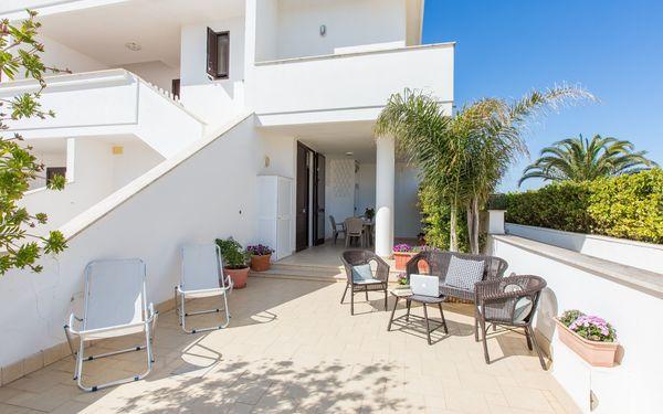 Villa Isoletta, Villa for rent in Torre San Sabina, Apulia