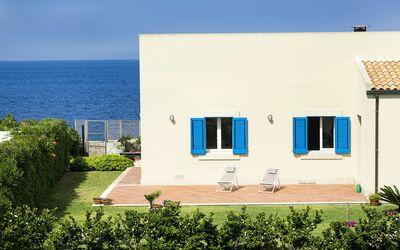 Villa Blu: casa vacanze con vista mare