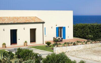 Villa Blu: Sicilia