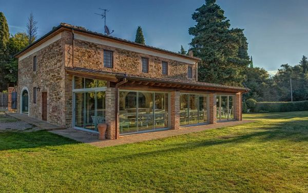 La Rimessa, Country House for rent in Montaione, Tuscany