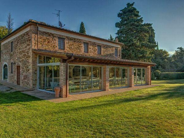 Casale La Rimessa in affitto a Montaione