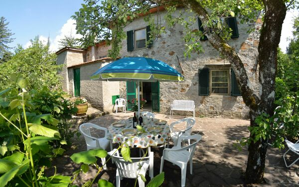 Tara, Country House for rent in Montefegatesi, Tuscany