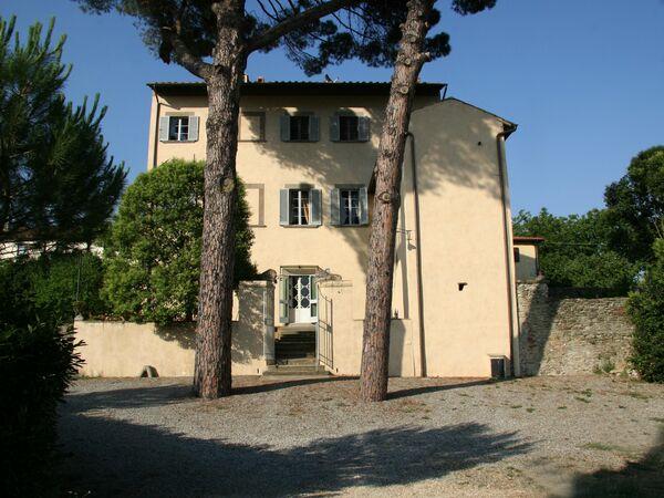 Villa Guadagni Cappelli, Villa for rent in Giovi-ponte Alla Chiassa, Tuscany