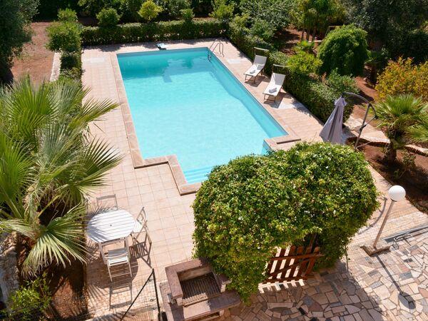 Villa Villa Lidia Con Piscina in affitto a San Vito Dei Normanni