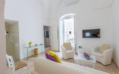 Casa Adelia Vista Mare: Living room