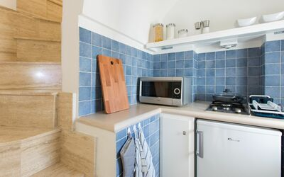 Casa Adelia Vista Mare: kitchen spot