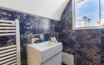 Casa Adelia Vista Mare: bathroom