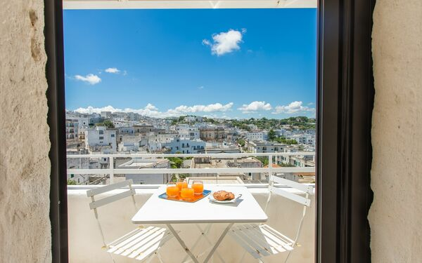 Zia Saby, Holiday Apartment for rent in Ostuni, Apulia