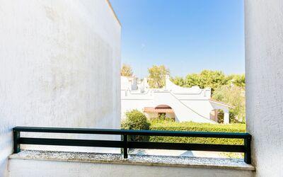 Appartamento Panorama Sul Mare: Balcone