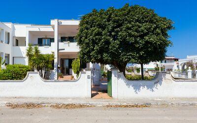 Appartamento Panorama Sul Mare: Ingresso pedonale e con auto