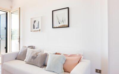 Appartamento Panorama Sul Mare: Divano letto
