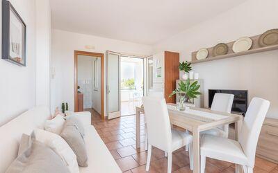 Appartamento Panorama Sul Mare: Sala da pranzo