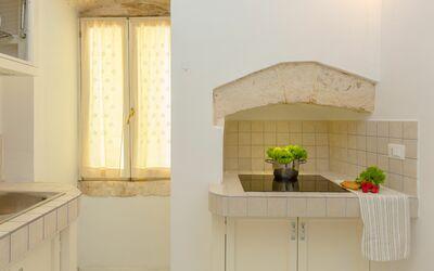 Casetta Volpe: Kitchen