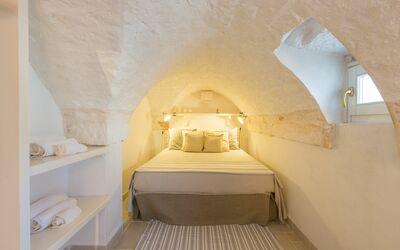 Casa Volpe: bedroom