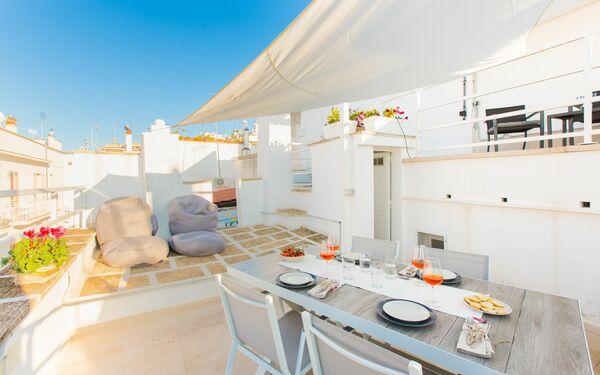 Appartamento Vacanze Dimora Della Volpe in affitto a Ostuni