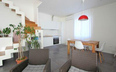 Da Sofia: holiday apartment at the sea