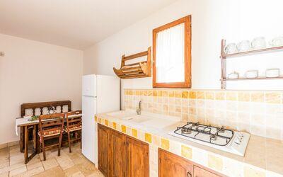 Rustico Pugliese: kitchen