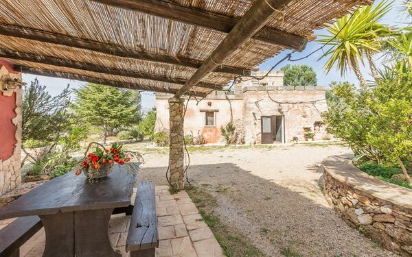 Rustico Pugliese, Country House for rent in Carovigno, Apulia