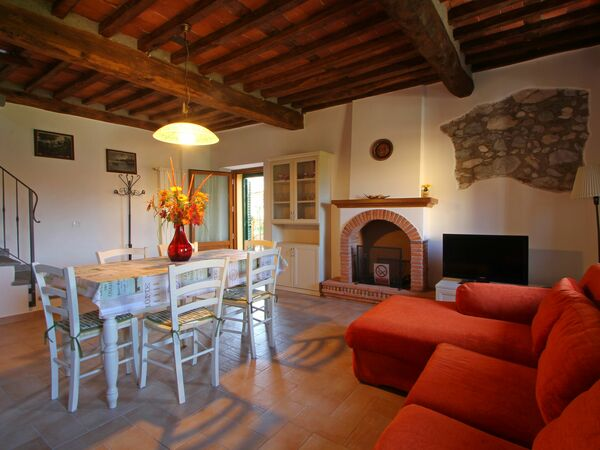 Casa Del Borgo, Holiday Home for rent in Camaiore, Tuscany
