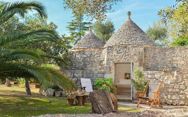 L'alcova, Villa for rent in San Michele Salentino, Apulia