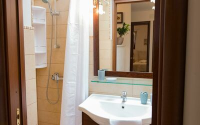 Appartamento Pineta Mare: bathroom