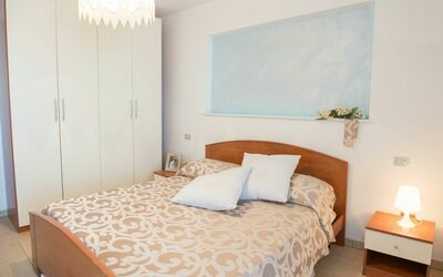 Appartamento Pineta Mare: double bedroom