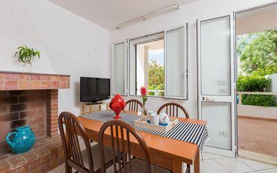 Villa Laurenzia: Living room