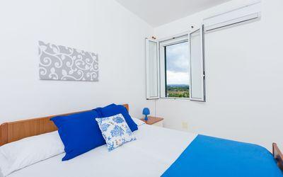 Villa Laurenzia: bedroom
