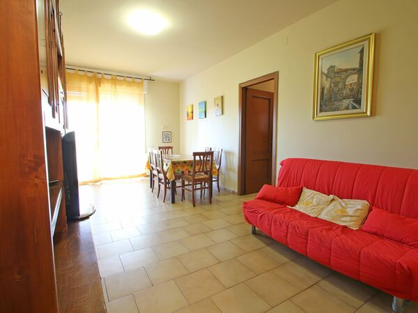 La Pineta, Holiday Apartment for rent in Marina Di Massa, Tuscany
