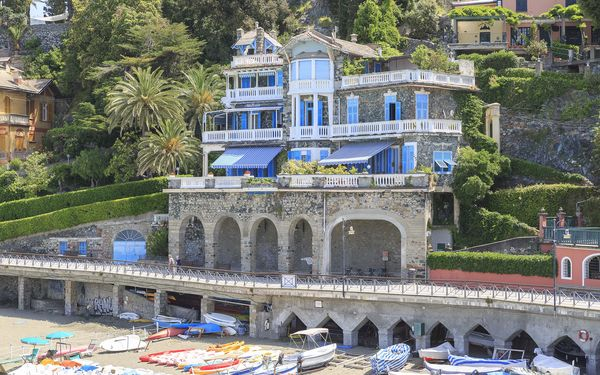 Villa Celeste, Villa for rent in Levanto, Liguria