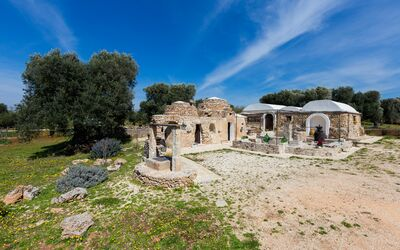 Trullo Dell'angelo: Outdoor perspective