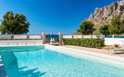 Villa Profumo: sea view