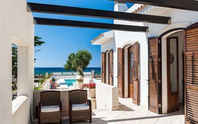 Villa Profumo: private villa