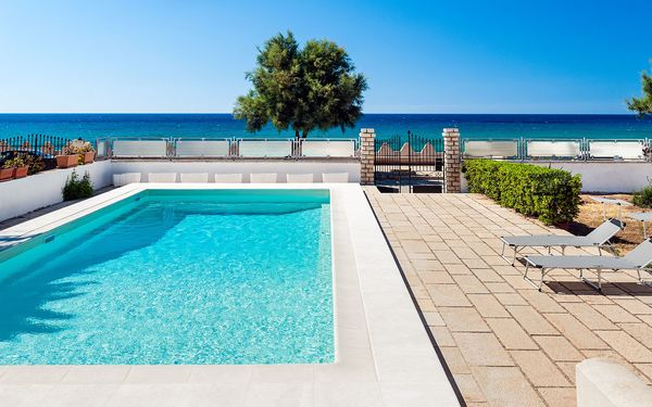 Villa Profumo, Villa for rent in Custonaci, Sicily