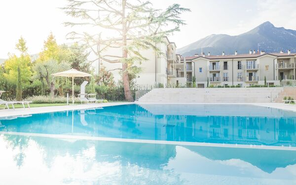 Gardagate - Corte Fasanella, Residence for rent in Toscolano-maderno, Lombardy