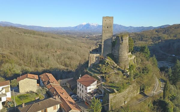 Bed & Breakfast B&b Castello Di Tresana in affitto a Tresana