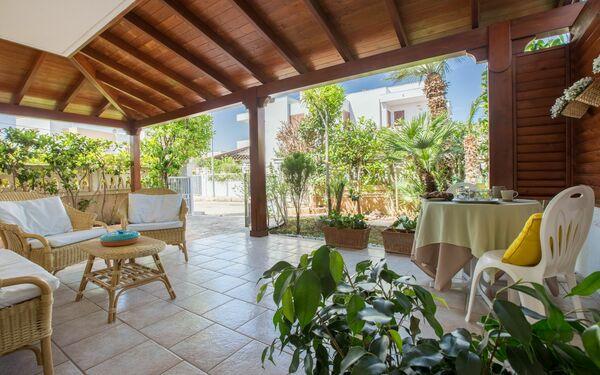 Villa Anna, Villa for rent in Torre San Sabina, Apulia