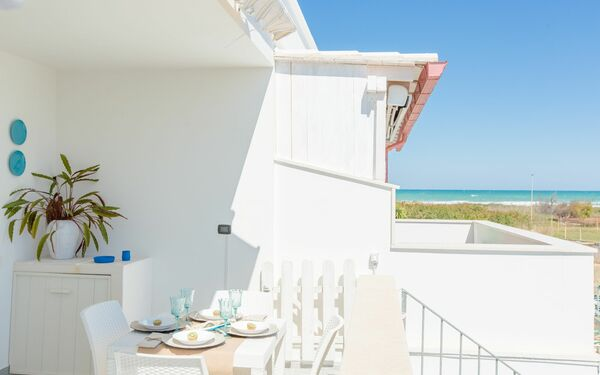 Ferienwohnung Appartamento Mario in  Pantanagianni-pezze Morelli -Apulien