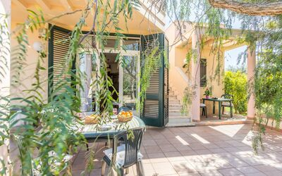 Villa Il Pesco: garden