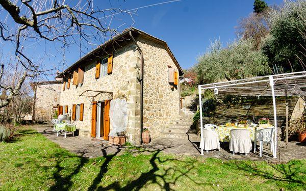 Landhaus La Casa Del Sole in  Petrognano -Toskana