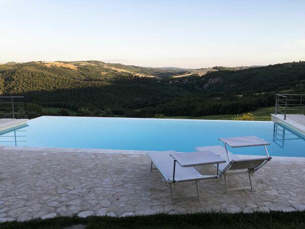 Casale De Conti, Villa for rent in San Venanzo, Umbria