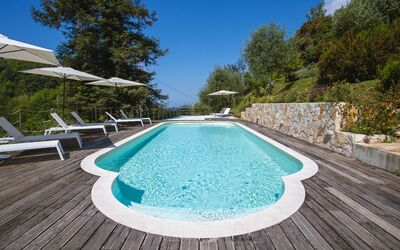 Villa Borgo: Private Pool