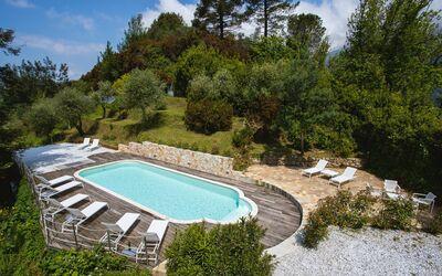 Villa Borgo: Villa a Camaiore