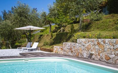 Villa Borgo: Villa with Pool