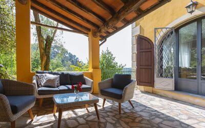 Villa Borgo: Villa Toscana