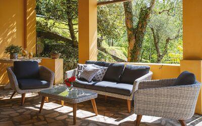 Villa Borgo: Villa in affitto vacanze a Camaiore