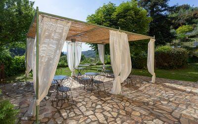 Villa Borgo: Villa a Camaiore per 16 Persone
