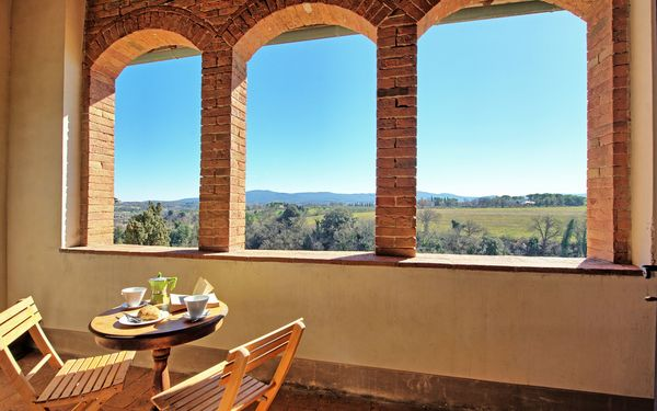 Palazzo Del Capitano, Holiday Apartment for rent in Colle Di Val D'elsa, Tuscany