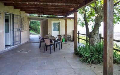 Nido In Versilia: giardino privato