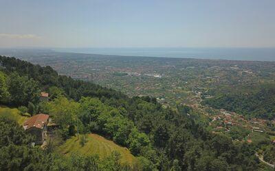 Nido In Versilia: vista meravigliosa